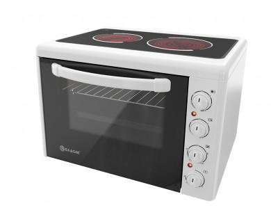 Мини готварска печка ЕЛДОМ 201VFE