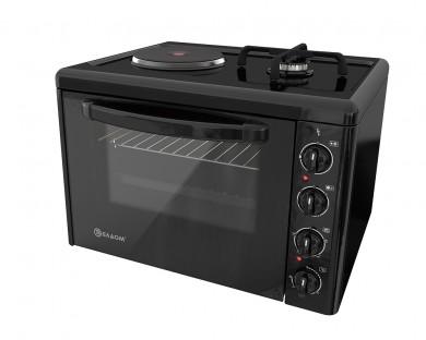 Мини готварска печка ЕЛДОМ 213VFEN