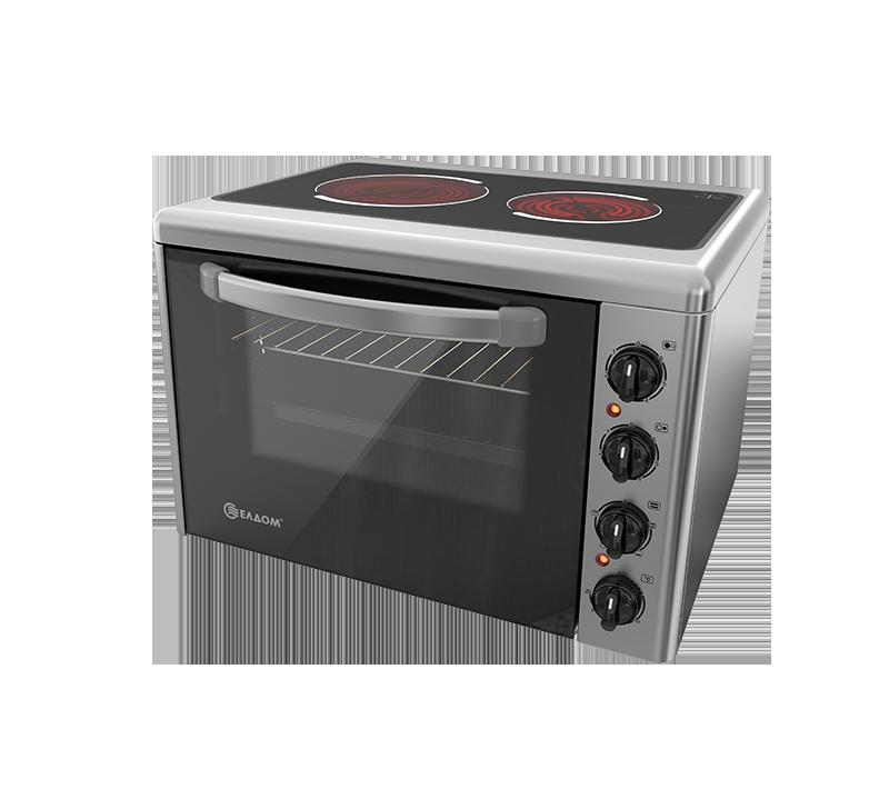 Мини готварска печка модел 201VF