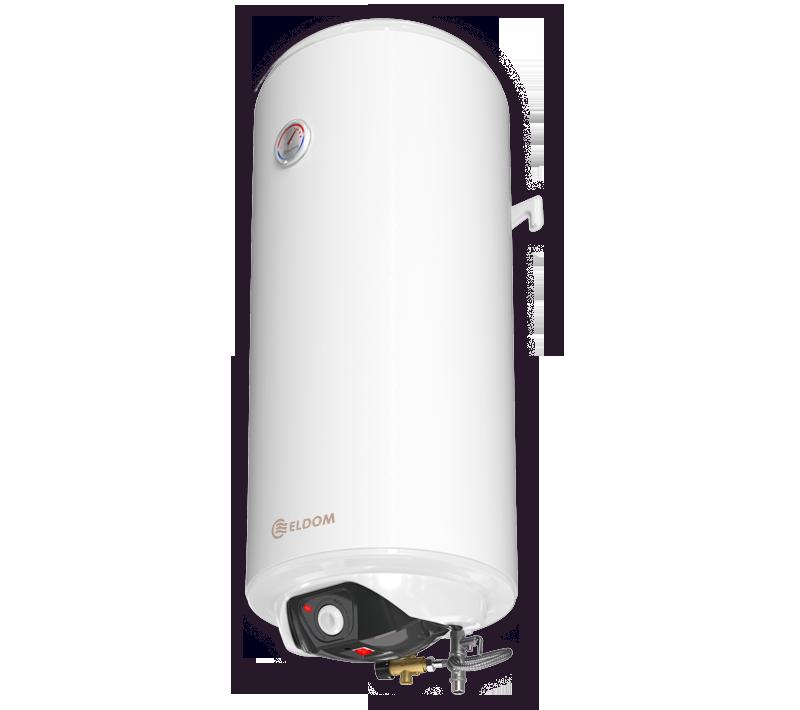 Енергоспестяващ бойлер с термосмесителна система, 100