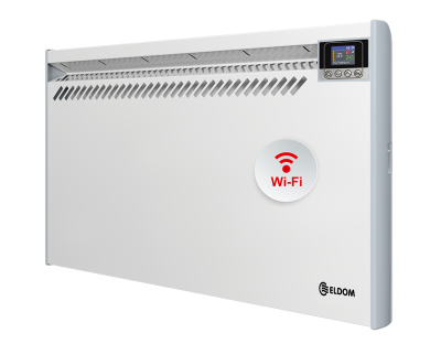 Конвектор с WI-FI управление ELDOM RH10NW