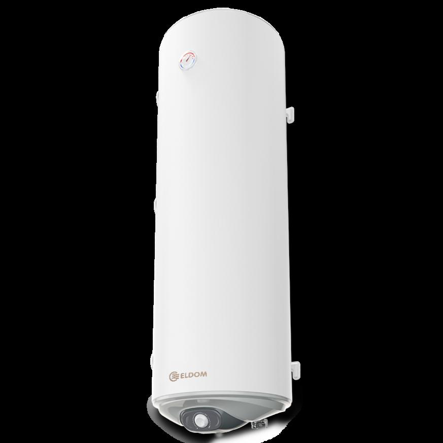 Бойлер ЕЛДОМ Еврика 150 л, емайлиран, със сух керамичен нагревател