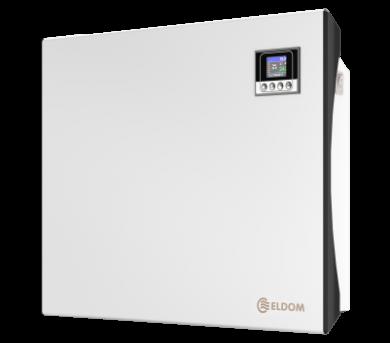 Стенен конвектор с електронно управление ELDOM Galant, 1000 W